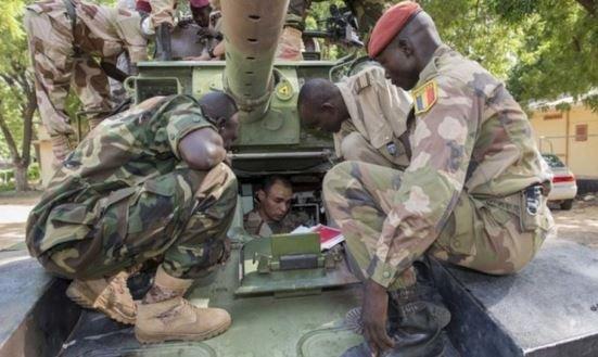 Les Usa assistent le 4ème régiment du groupement spécial antiterroriste