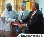 La France accorde 50 millions  d'euros au Tchad