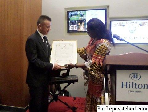 Hilton-Tchad, meilleur Hôtel de luxe africain de l'année 2018