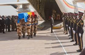 Le Tchad décrète 3 jours de deuil national 1