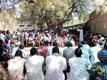 Menace de grève générale dans le secteur santé
