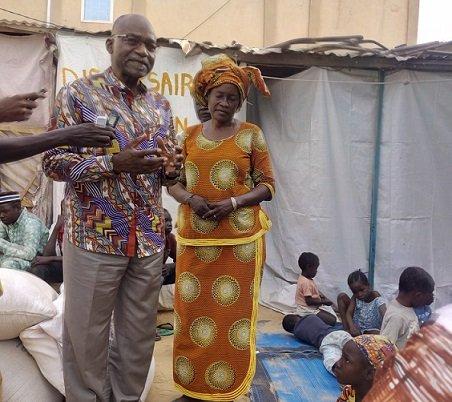 Rotary club de N'Djamena fait un don à la fondation Noho-Tindo
