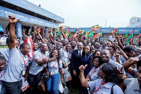 La date limite du 1er mars approche : des entrepreneurs africains postulent pour le programme d'entreprenariat de la Fondation Tony Elumelu