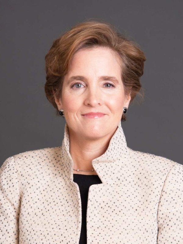 Alice P. Albright au chevet de l'école tchadienne