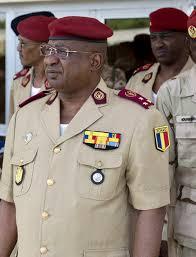 Brahim  Mahamat Seid est le nouveau Chef d'Etat Majore Général des Armées