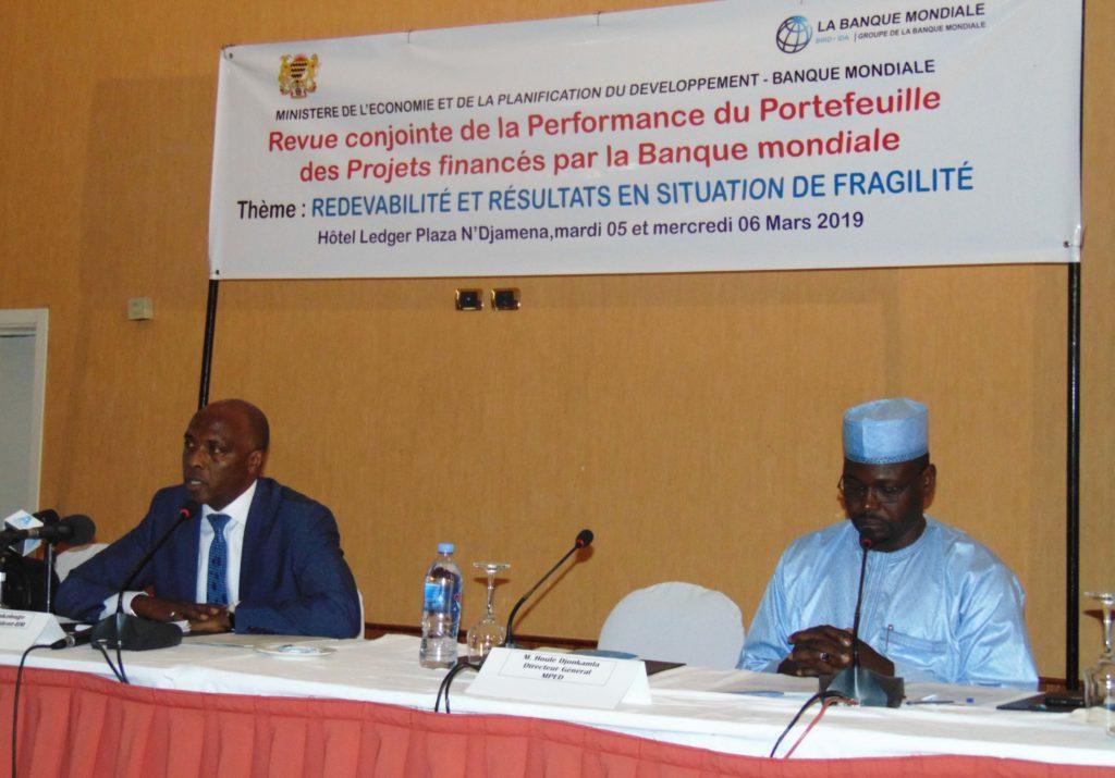 Le Tchad et la Banque mondiale examinent leur partenariat 2