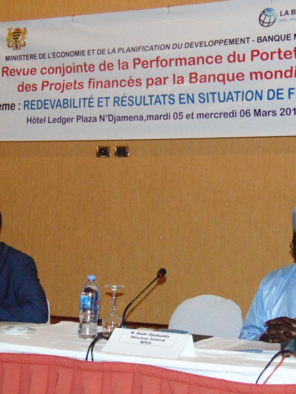 Le Tchad et la Banque mondiale examinent leur partenariat