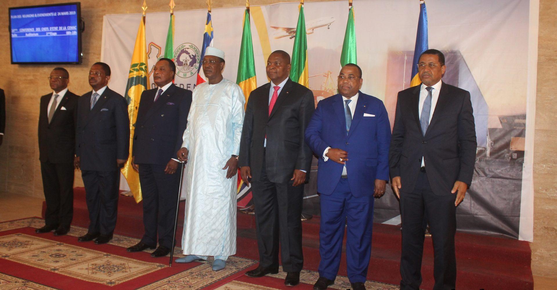 Cemac : Deby passe la main à Biya 1