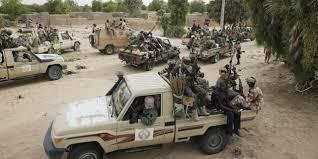 Installation d'une force mixte mobile à la frontière Tchado-libyenne 1