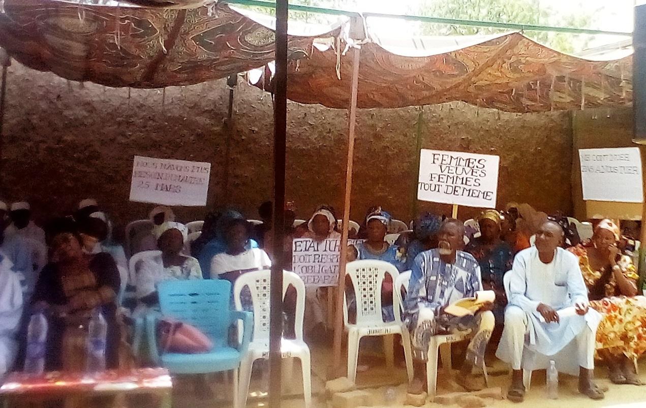 Affaire Hissein Habré: les victimes dénoncent la lenteur dans le processus d'indemnisation 1