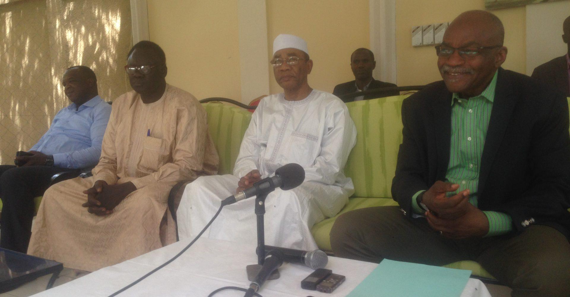 L'opposition demande l'annulation du décret nommant les membres de la Céni 1