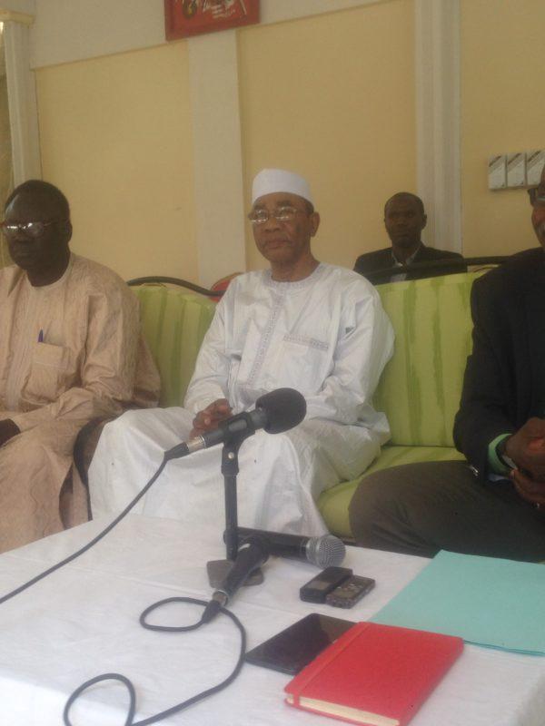 L'opposition demande l'annulation du décret nommant les membres de la Céni