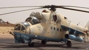 Un hélicoptère de l'armée tchadienne a disparu depuis hier des écrans radars 1
