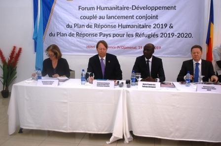 Urgence humanitaire : le Tchad a besoin de 476 millions de dollars de 2019 à 2020
