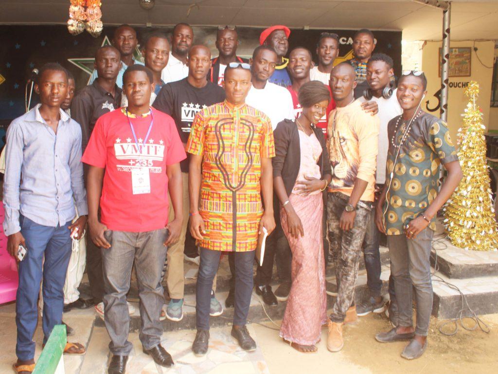 Une plateforme au chevet de la musique tchadienne 2