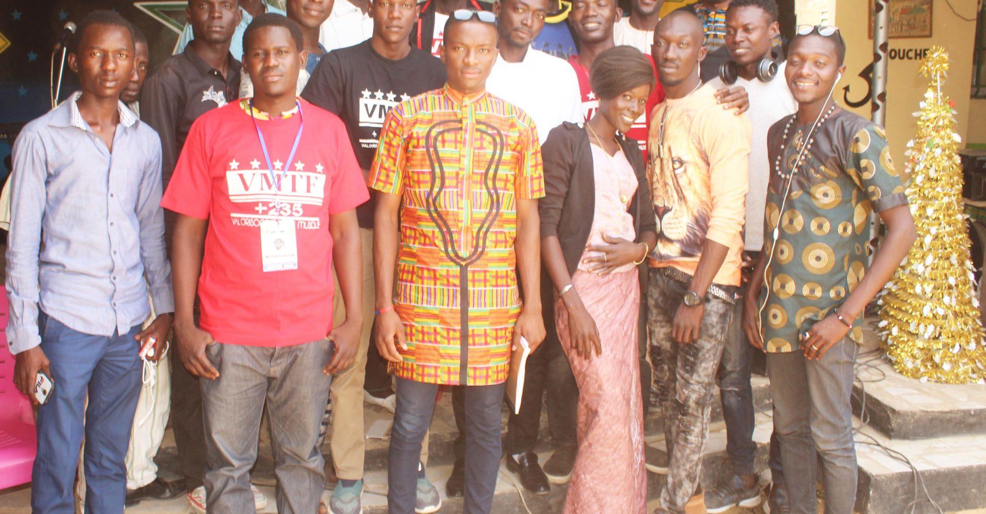 Une plateforme au chevet de la musique tchadienne 1