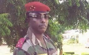 Le général Tahir Erda, ex patron de la police est le nouveau Chef d'Etat Majore Général des Armées 1
