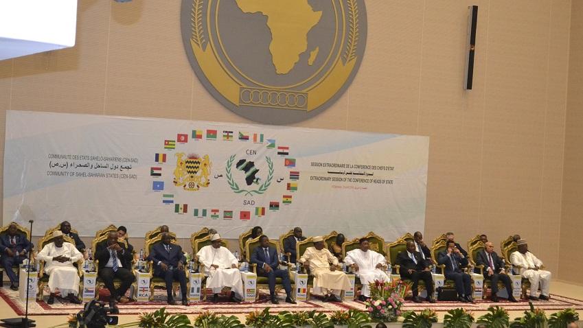 Cen-Sad: la sécurité et la relance de l'organisation au cœur du sommet de N'Djaména 1