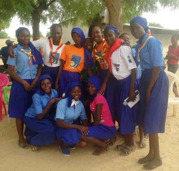 Sensibilisation pour les droits des enfants, le dépistage, le planning familial et l'hygiène corporelle