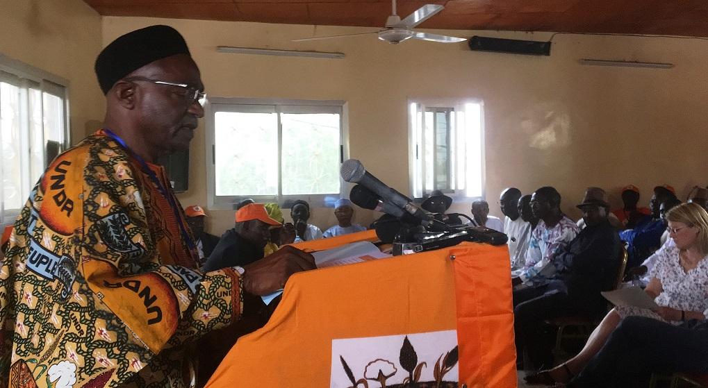L'Undr tient finalement son congrès à N'Djamena 1