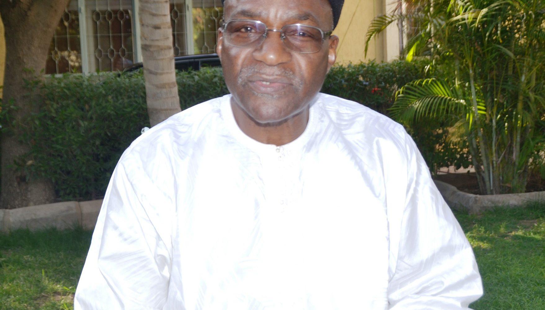 "Saleh Kebzabo: ""Je reste le Chef de l'opposition "" 1"