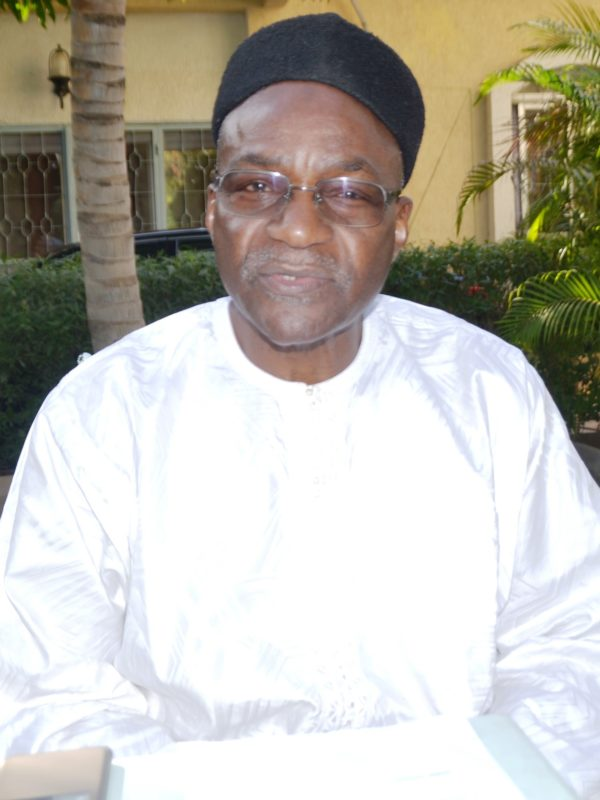 "Saleh Kebzabo: ""Je reste le Chef de l'opposition """