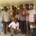 Les victimes de Hissein Habré dans la rue 3