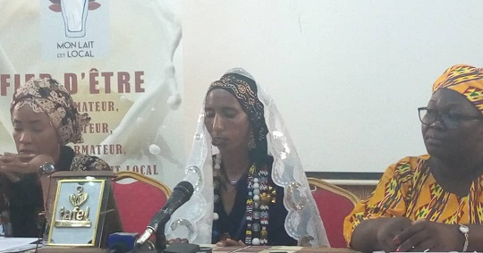 Le Tchad occupe la 3ème place du concours de la femme entrepreneure innovante dans le lait local en Afrique de l'Ouest 1