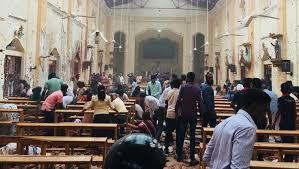 Sri Lanka: au moins 156 morts dans six explosions dans trois églises et trois hôtels