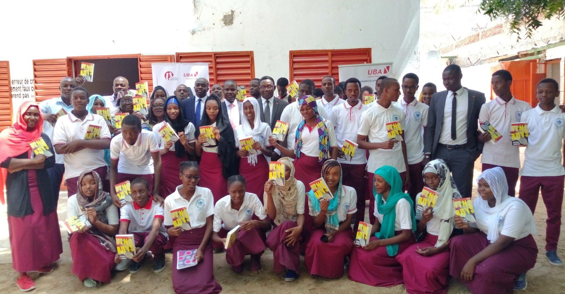 Appui de la fondation UBA aux établissements scolaires 1