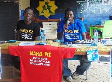 L'artiste Mako Fiz lance le Ndohdjipliqué 1