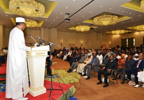 N'Djaména accueille le forum Tchad-Monde arabe 1