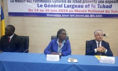 Le général Largeau et le Tchad