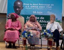 Formation des journalistes, réfugiés et enfants parlementaires en droits et bien-être de l'enfant 1