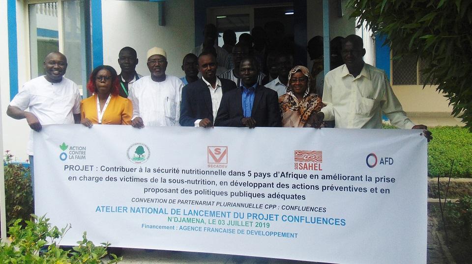 Action contre la faim lance le projet ''Confluences'' 1