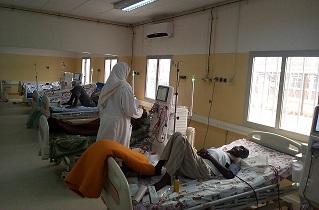 Vivre à tout prix par la dialyse à N'Djaména