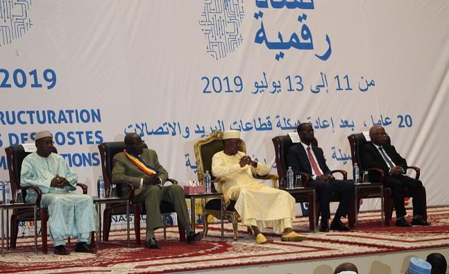 La fibre optique Adré - N'Djamena inaugurée 1
