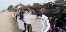 Le soutien des activistes et leaders de la société civile aux victimes de HH 1