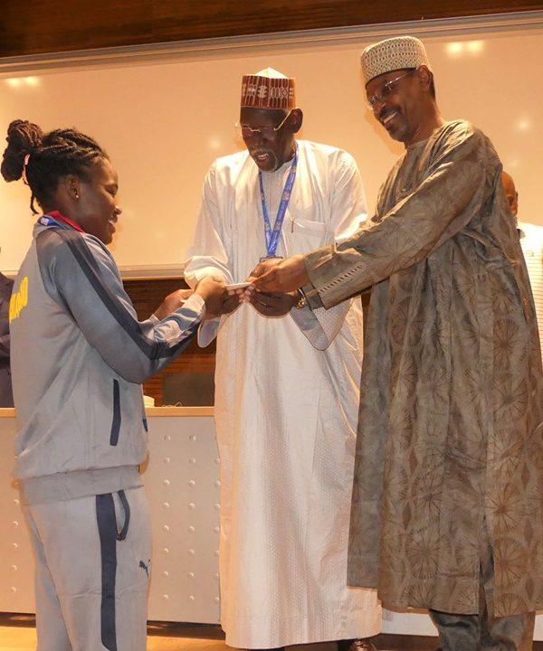 Le Tchad décroche sa première médaille aux Jeux africains du Maroc