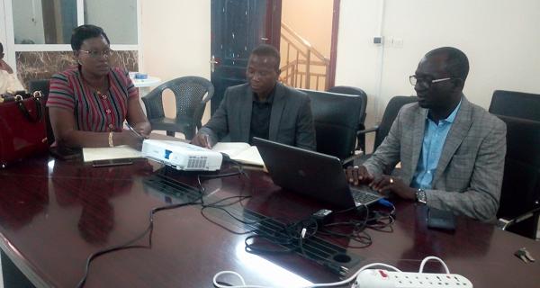 L ' Enaref se rapproche du public tchadien