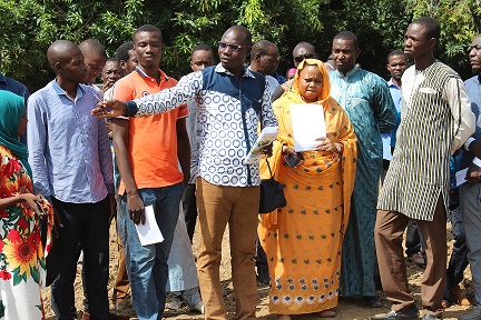 Aya-Tchad : un camp pour accompagner les jeunes agri-preneurs