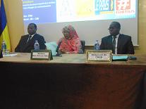 Les énarques du Tchad apprennent à mieux communiquer 1
