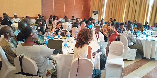 Cinquante jeunes africains à l'école de la gouvernance de l'internet 1