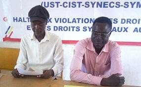 Le Mouvement citoyen J'M menace d'appeler les jeunes sans emploi à une action citoyenne 1