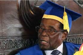 Robert Mugabé : le parcours 1