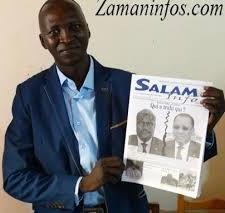 Le Dp de Salam Info condamné à 3 ans de prison 1