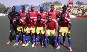 Les Sao s'inclinent au Libéria 1