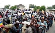 Sit-in des victimes de Habré 1