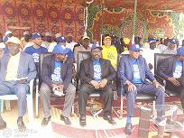 JMP : le rotary international collecte des fonds en faveur des femmes victimes de polio. 1