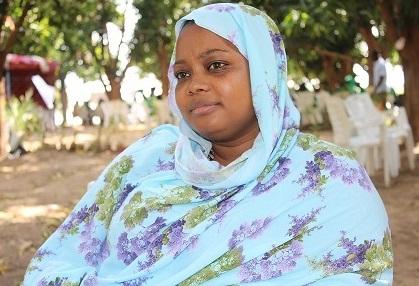 """Fatimé Souckar Terab présidente d'Aya Chad remporte le Prix """"Amazonie Patriotique Africaine"""" 1"""